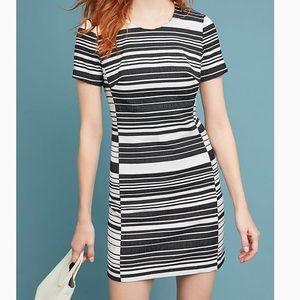 Anthropologie Hutch Brixton Striped Dress